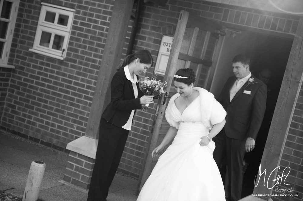 Emma & Rob's Wedding Day