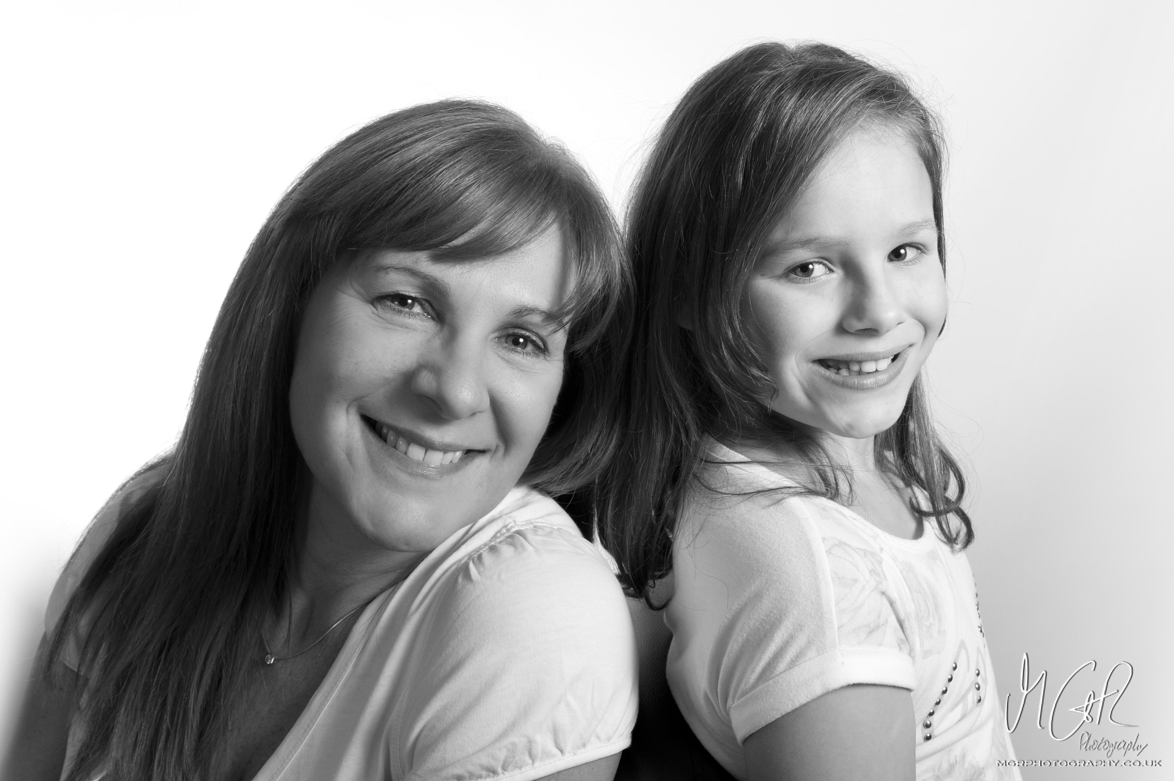 Mother & Daughter Family Photos