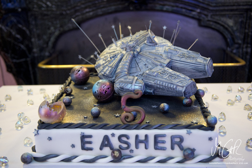Easher's 5th Birthday Party